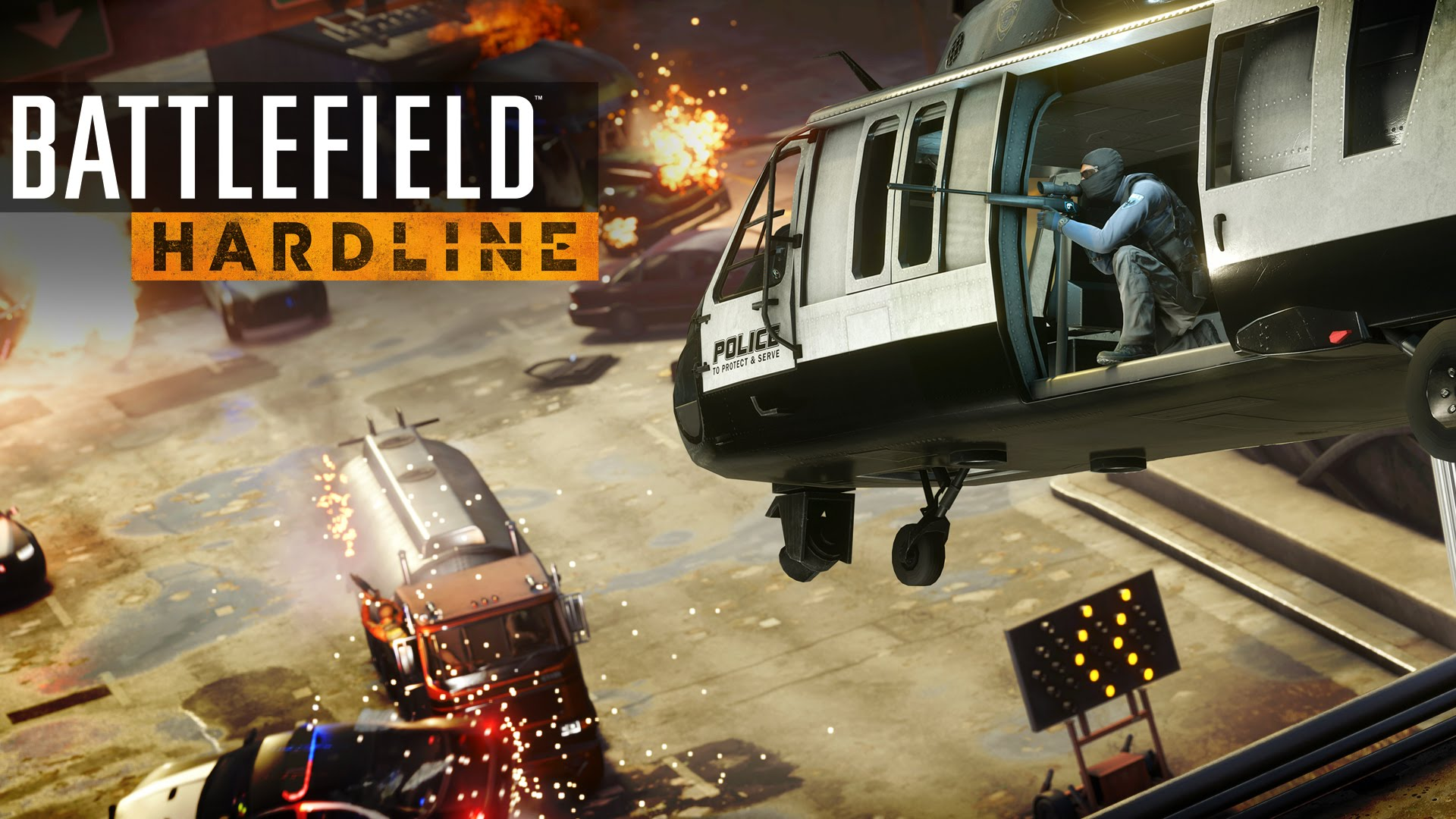 Battlefield Hardline Preview